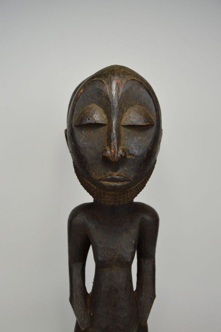 Handsome Hemba Male Ancestor sculpture African Art - 2