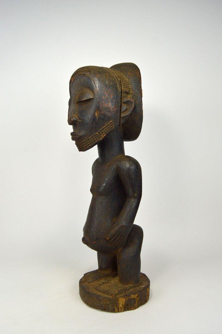 Handsome Hemba Male Ancestor sculpture African Art - 4