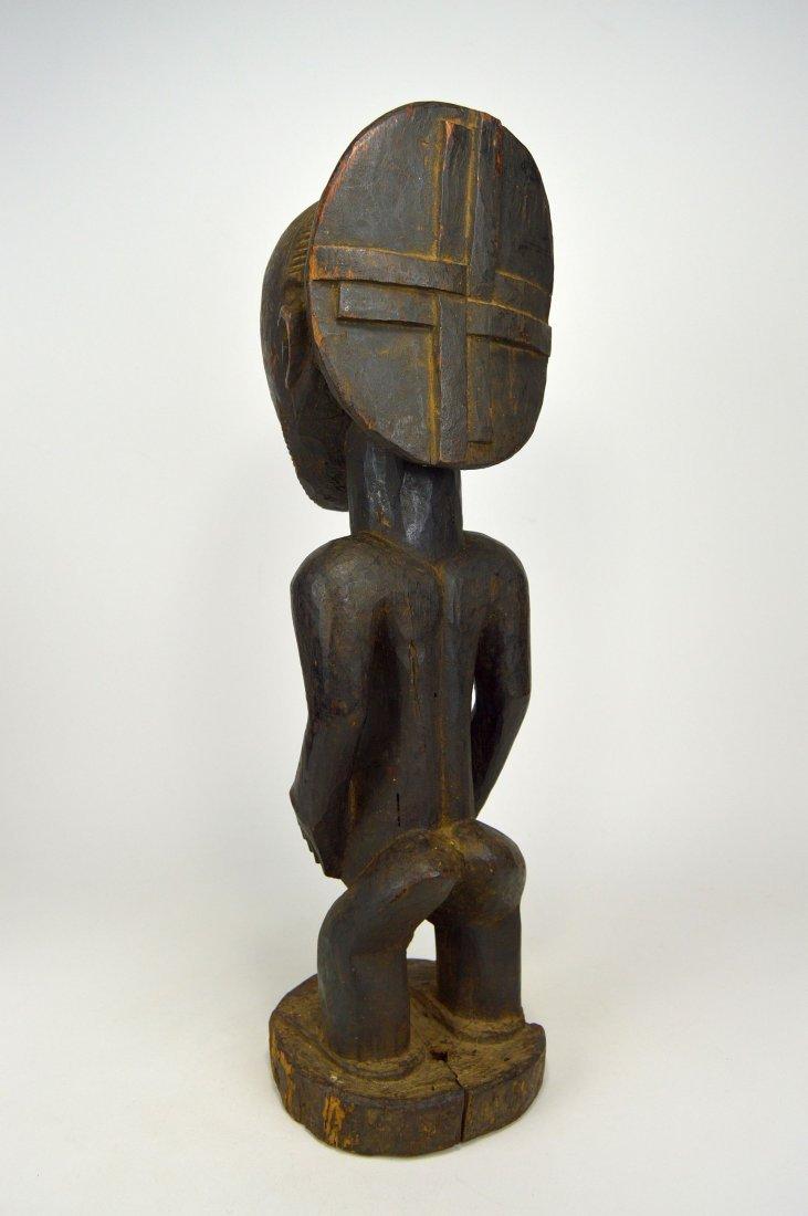 Handsome Hemba Male Ancestor sculpture African Art - 5