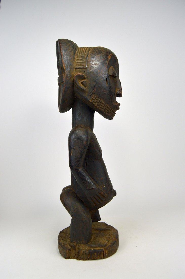 Handsome Hemba Male Ancestor sculpture African Art - 6