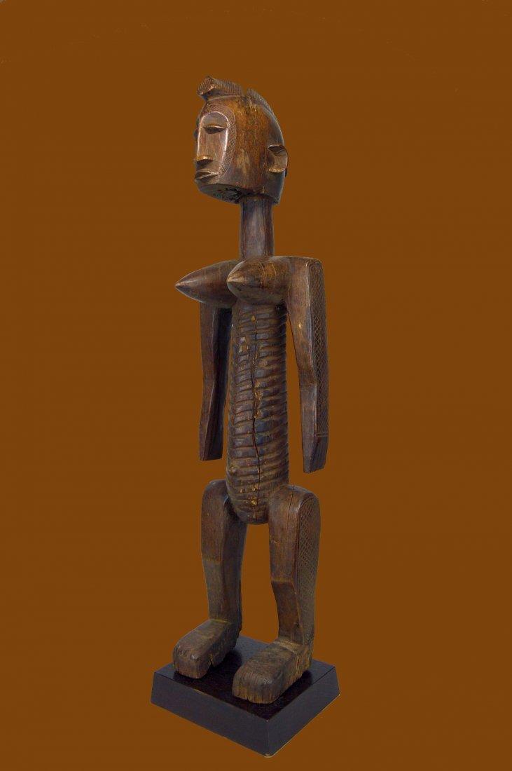 A Highly Stylized Bamana Nyeleni Sculpture African Art