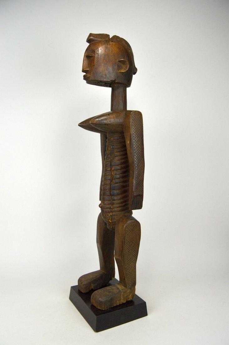 A Highly Stylized Bamana Nyeleni Sculpture African Art - 2