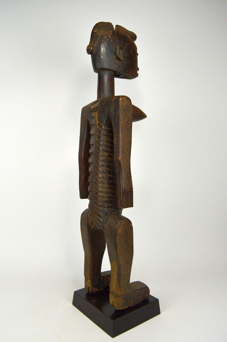 A Highly Stylized Bamana Nyeleni Sculpture African Art - 4
