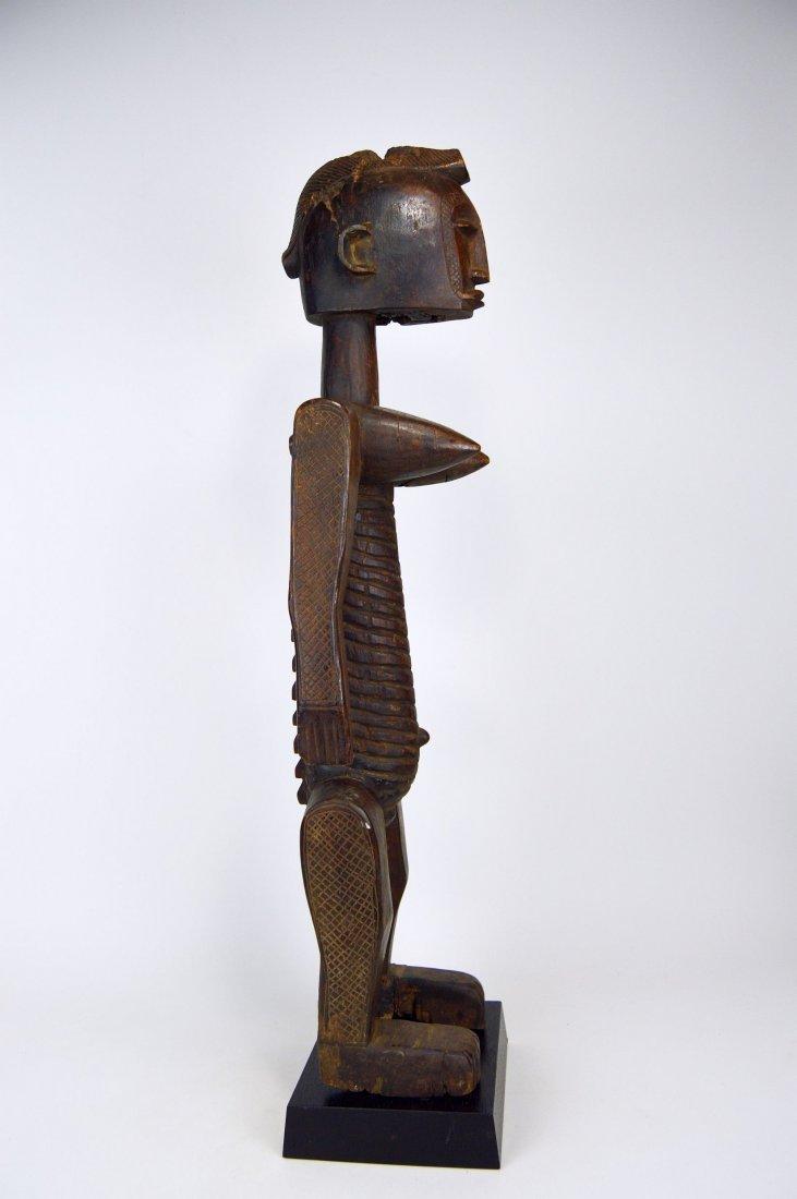 A Highly Stylized Bamana Nyeleni Sculpture African Art - 5