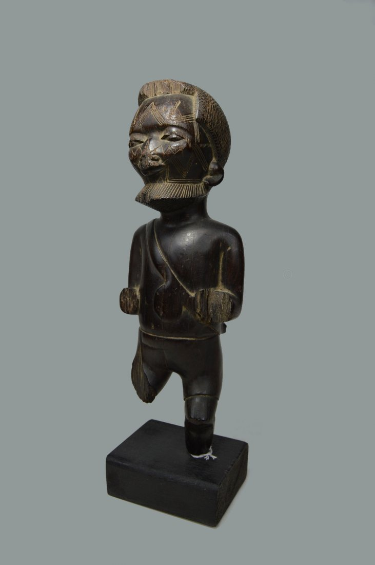 Old Makonde Elder sculpture, African Art Ex ~ Bordogna