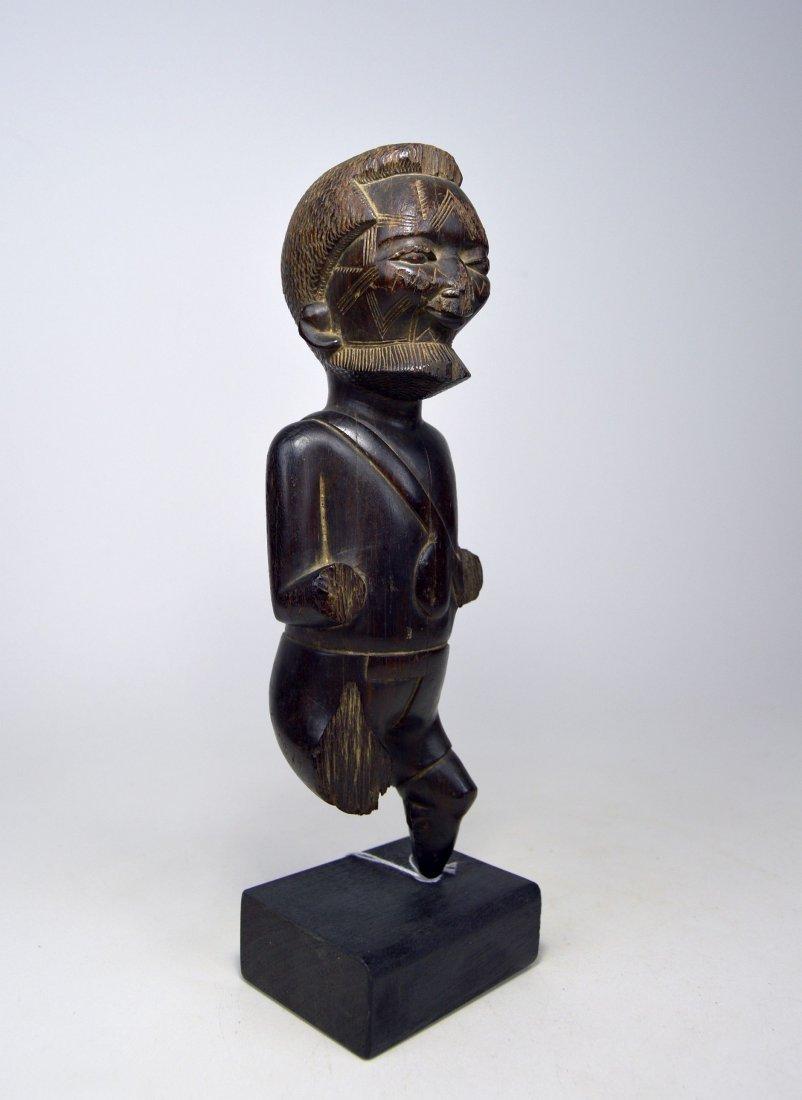 Old Makonde Elder sculpture, African Art Ex ~ Bordogna - 3