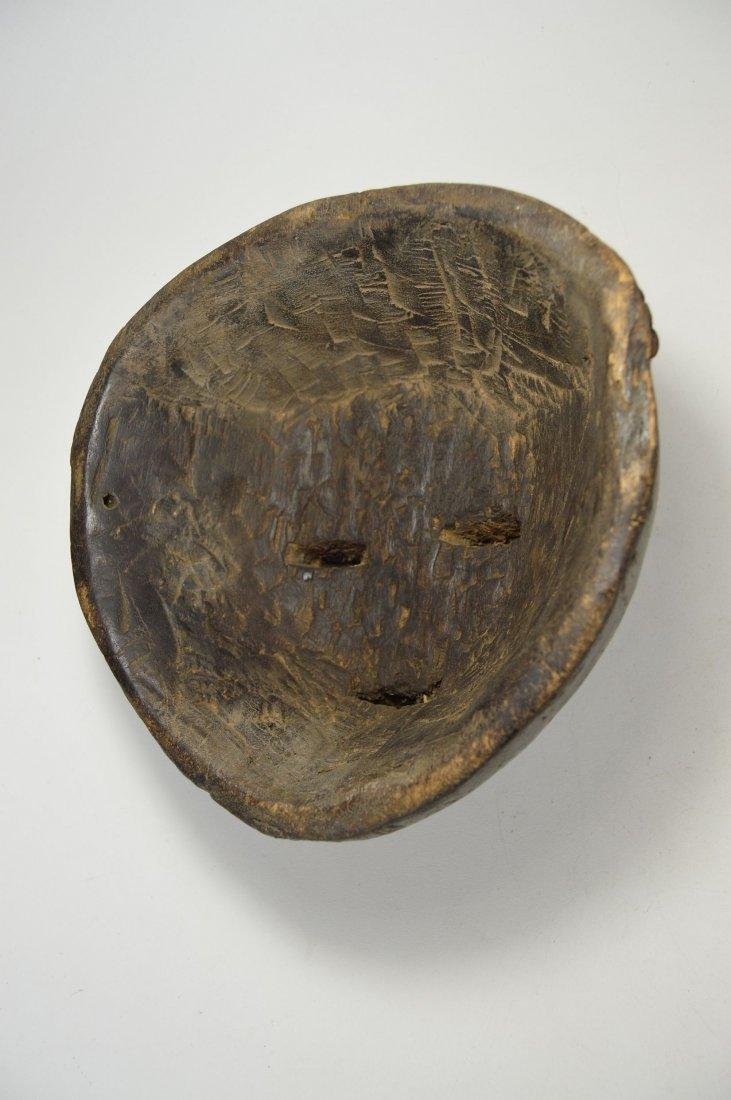 A Charming Lulua mask, African Art - 6