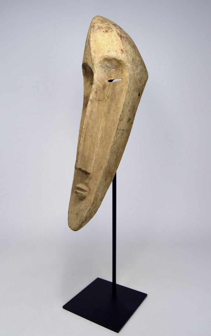A Highly Stylized Fang mask, African Art
