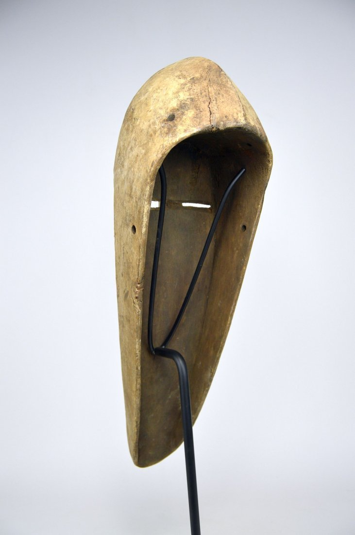 A Highly Stylized Fang mask, African Art - 5