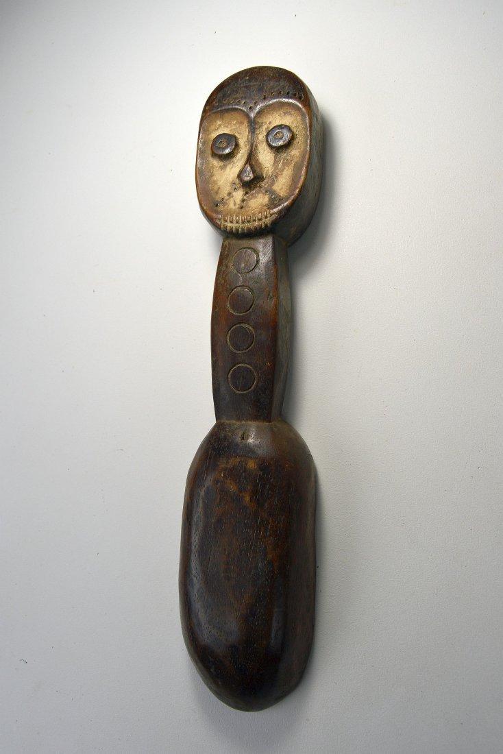 A Janus form Lega Ladle, African Art - 2
