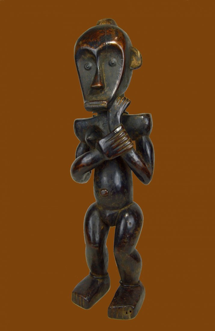 A large Fang Byeri Ancestor sculpture, African Art