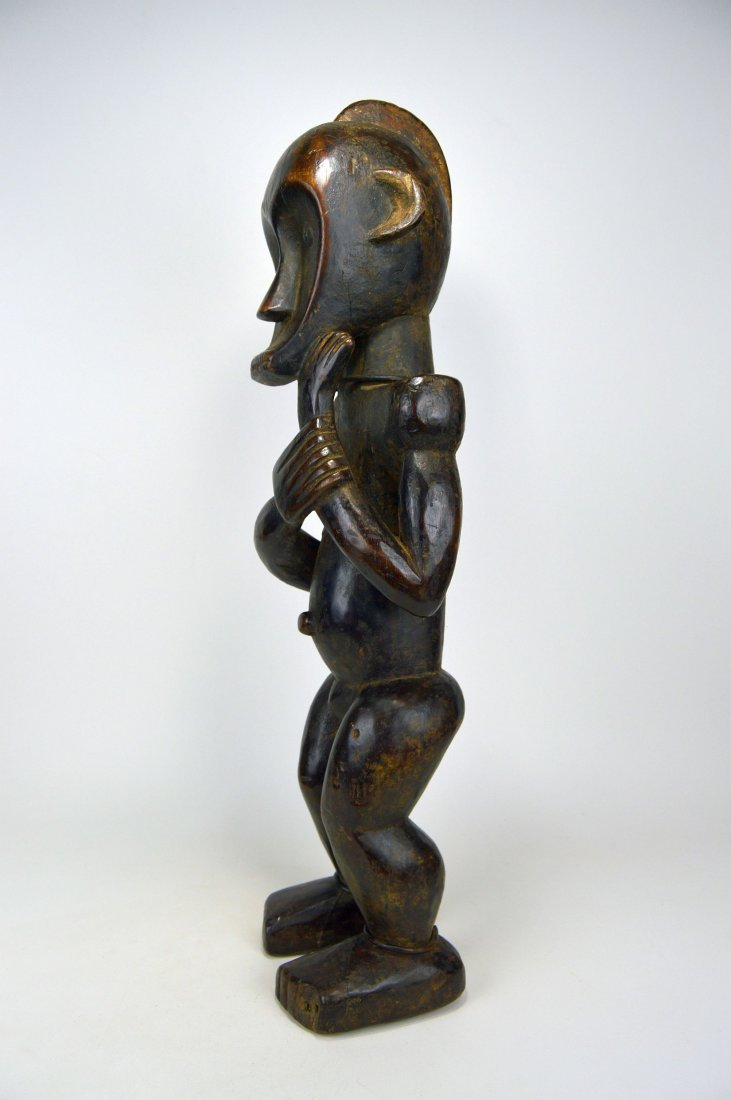 A large Fang Byeri Ancestor sculpture, African Art - 3