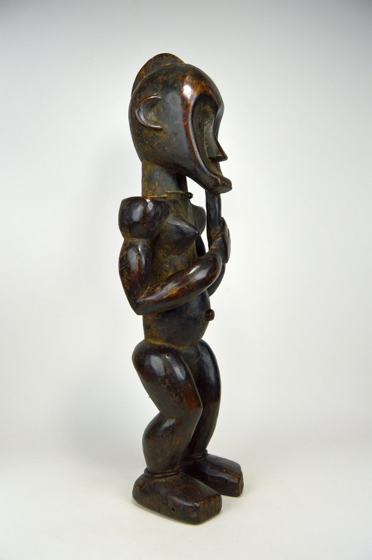 A large Fang Byeri Ancestor sculpture, African Art - 5