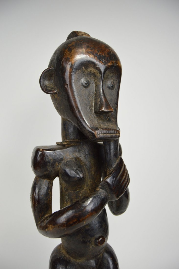 A large Fang Byeri Ancestor sculpture, African Art - 6