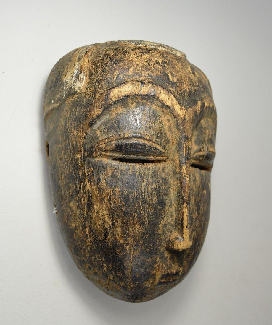 Eroded Old Baule Mask, Ex Bordogna Collection - 2