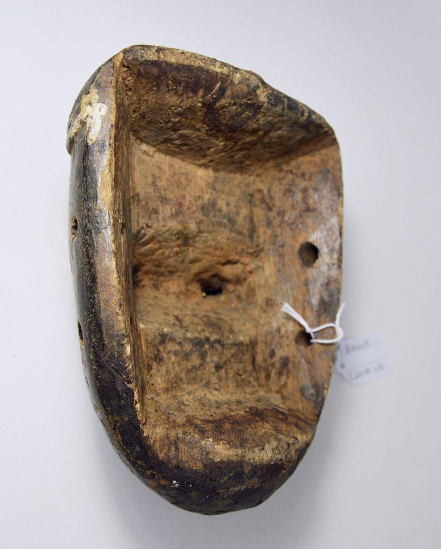 Eroded Old Baule Mask, Ex Bordogna Collection - 4