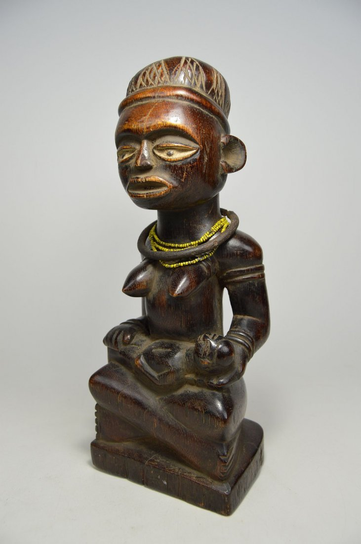 A Kongo maternity sculpture, African Art