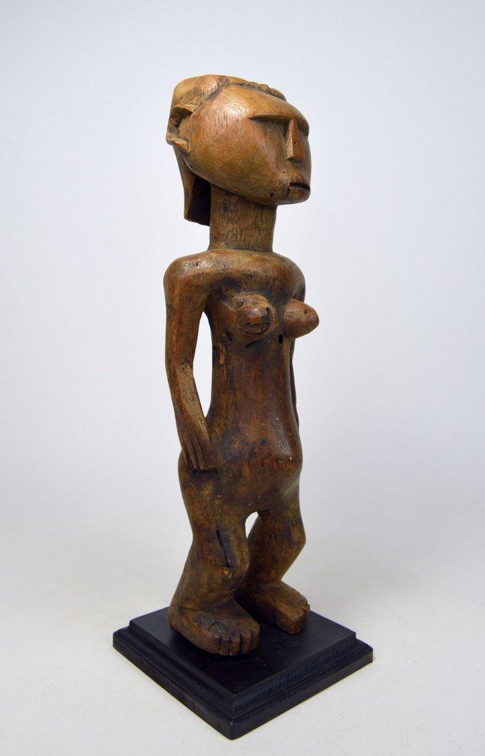 A Kwere Female Idol, African Art
