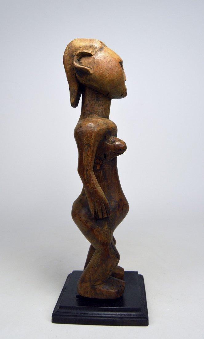 A Kwere Female Idol, African Art - 5