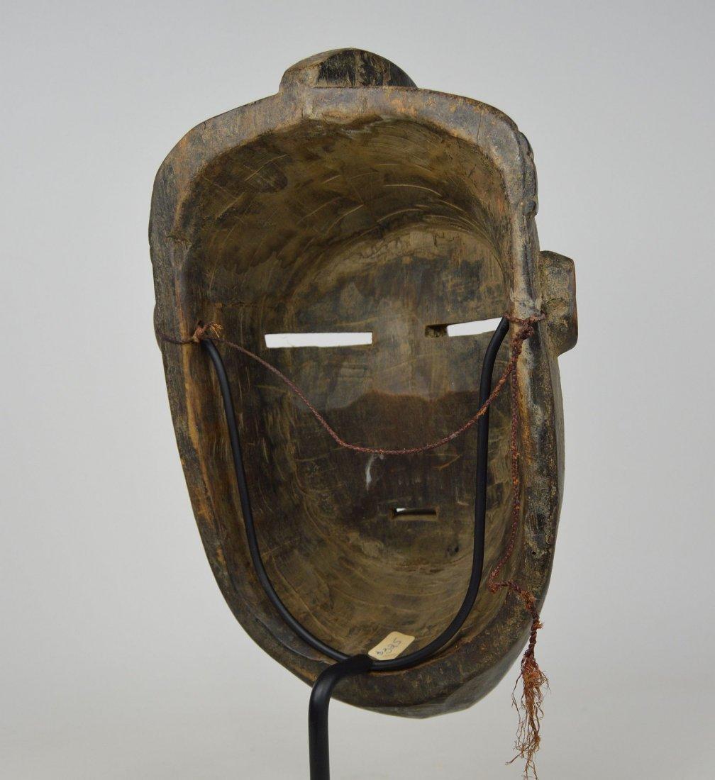 A Vintage Lulua African mask, African Art - 7