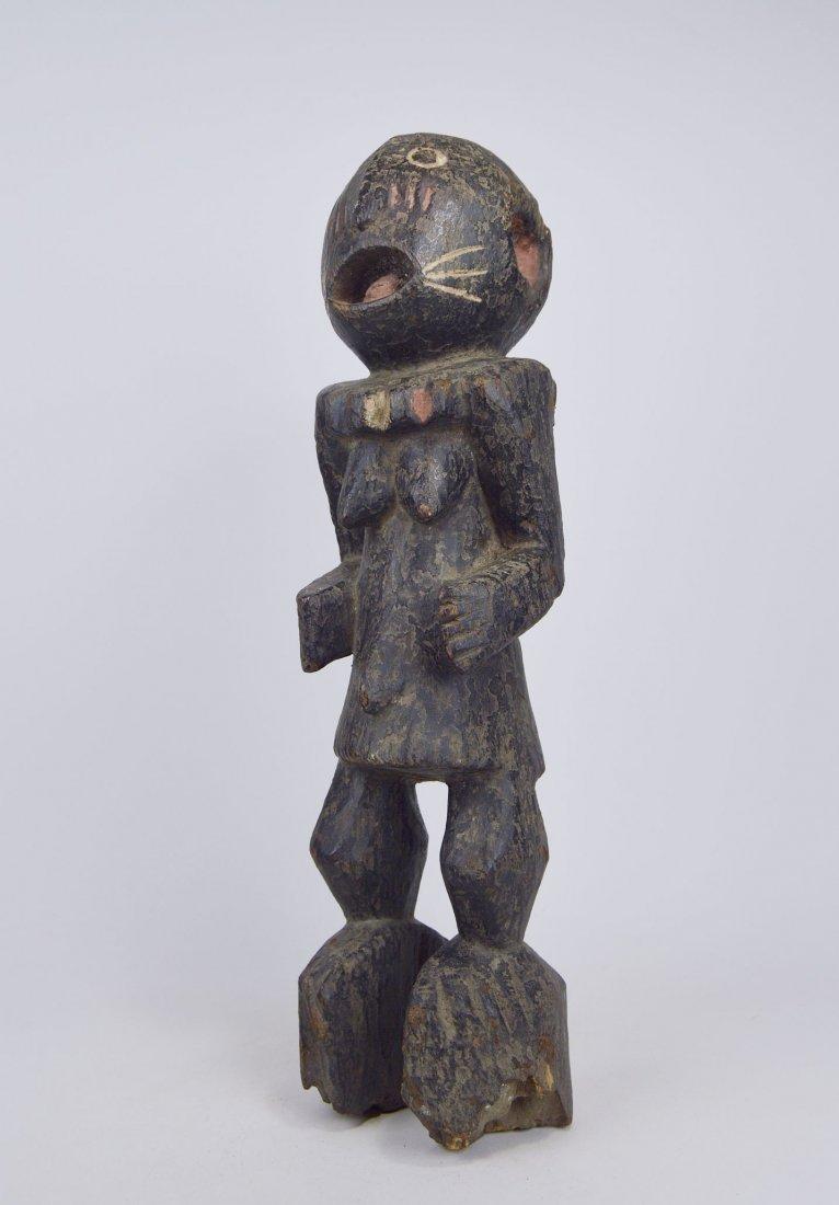 A Haunting Mambila Medicine idol, African Art