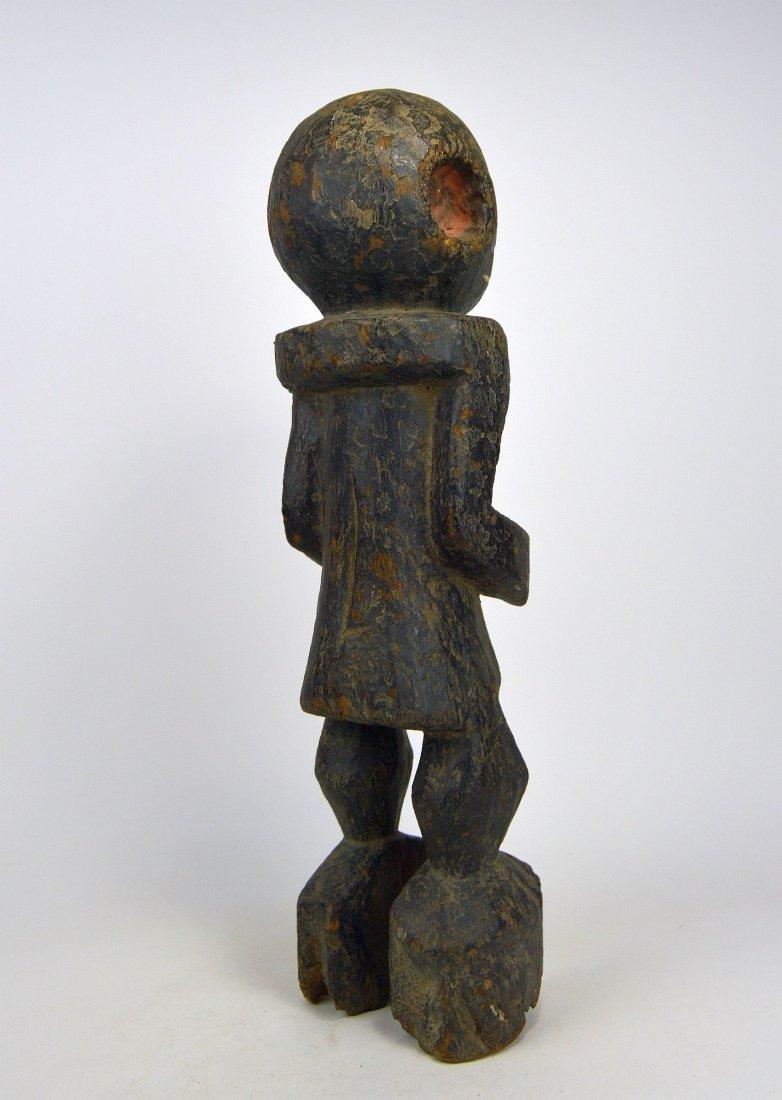 A Haunting Mambila Medicine idol, African Art - 5