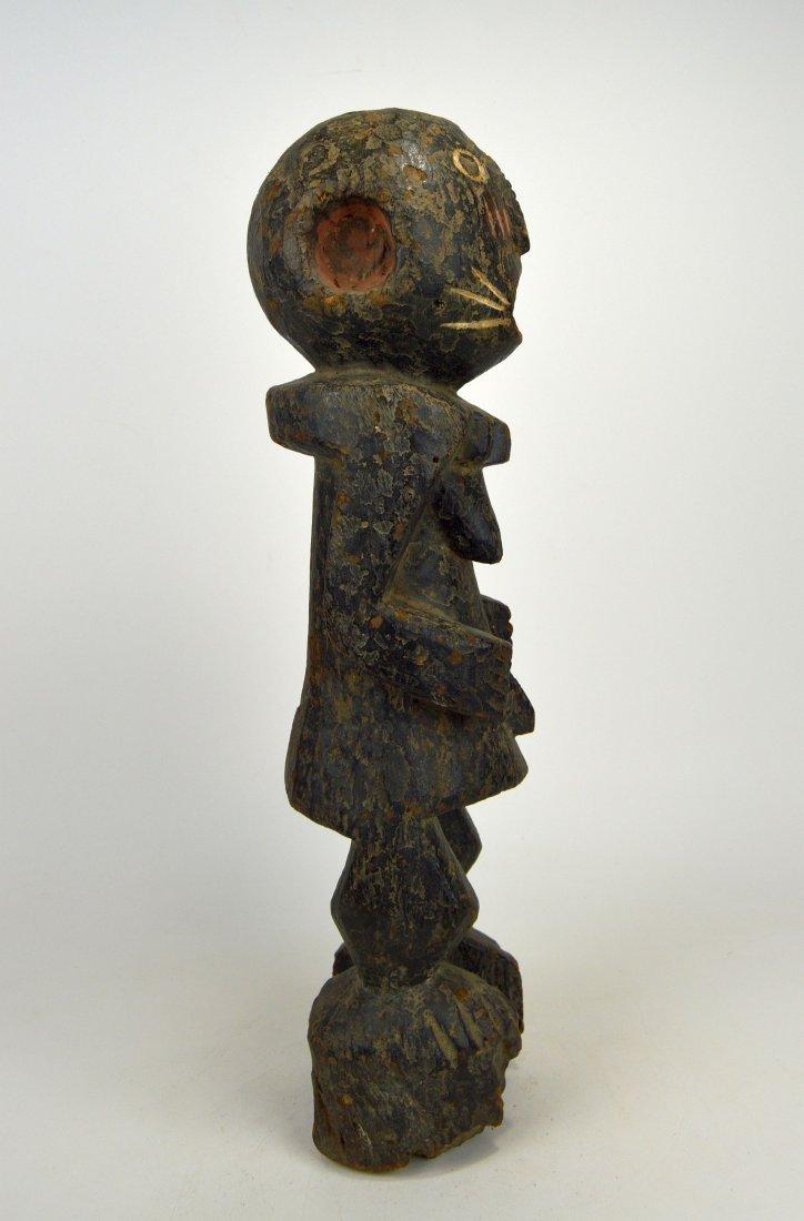 A Haunting Mambila Medicine idol, African Art - 6