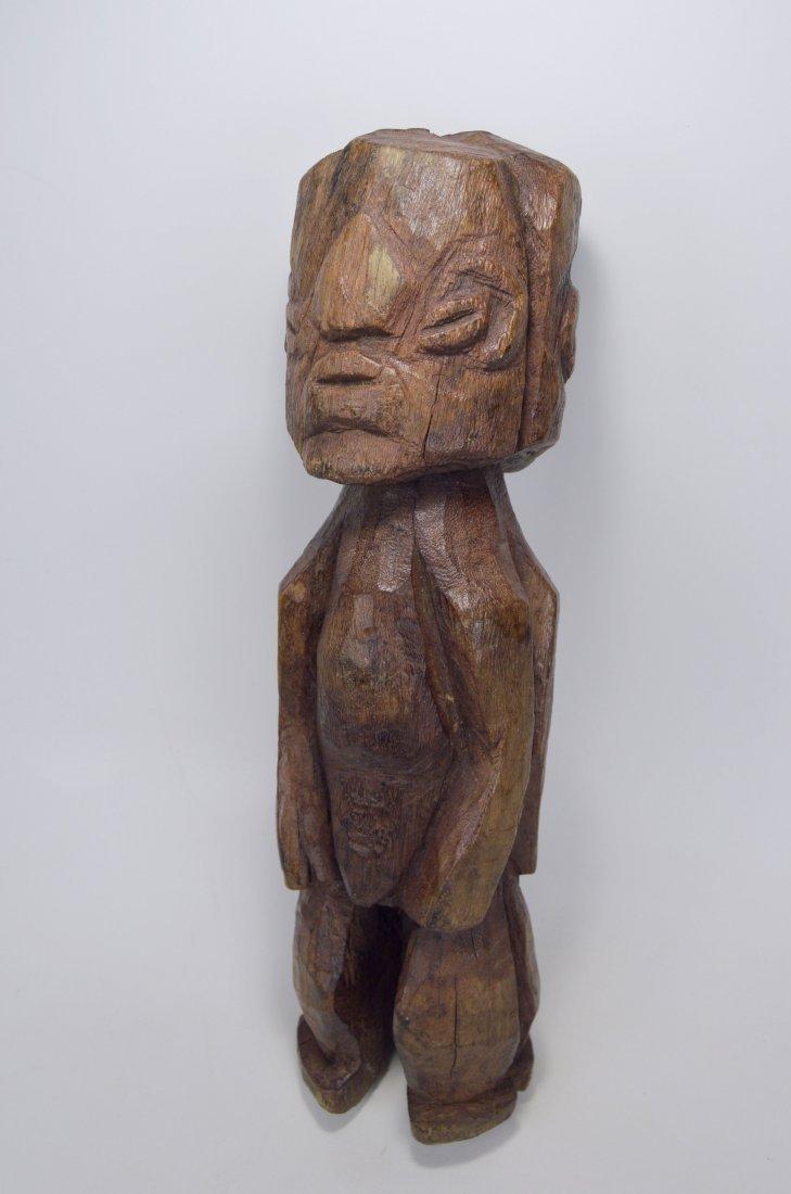 Art Brut Heavy Lobi Bateba Shrine sculpture African Art