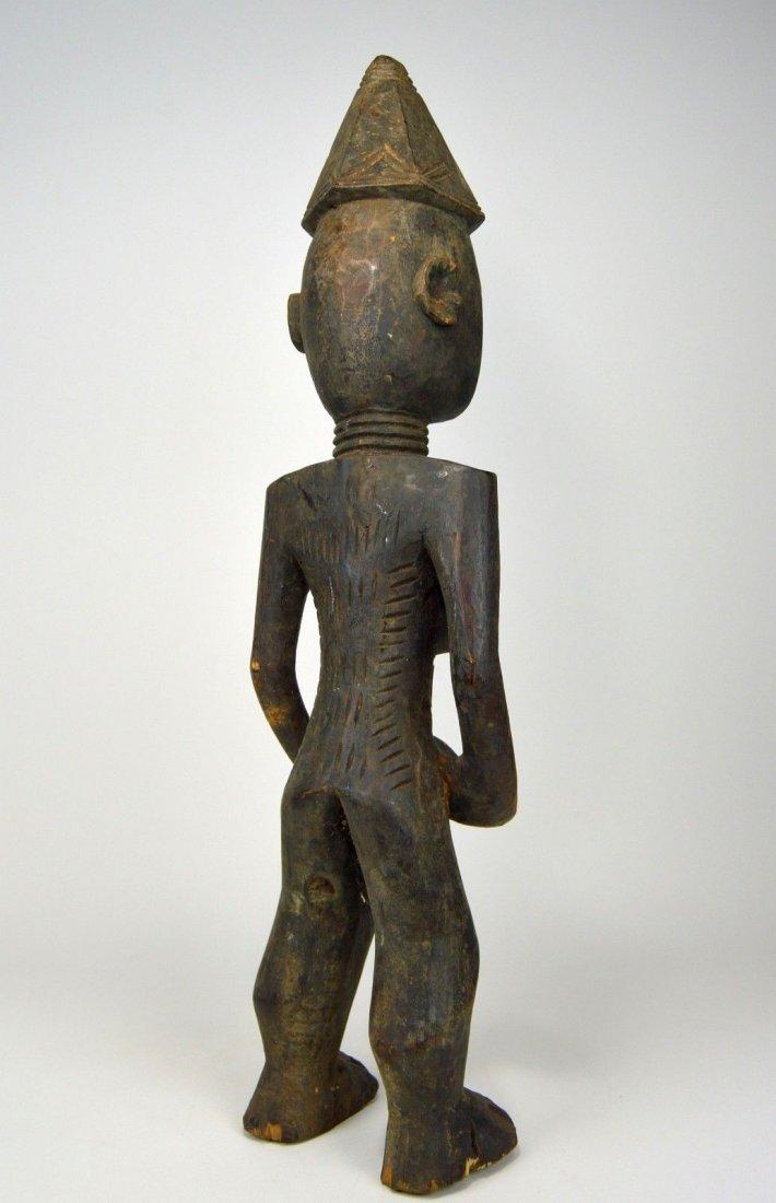 Rare Mende Female Ancestor sculpture, African Art - 7