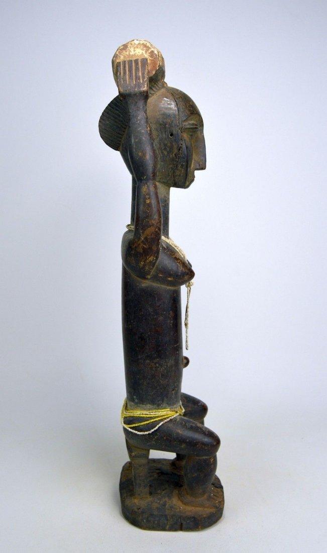 Lovely lady ~ Attie Female Shrine Figure, African Art - 6