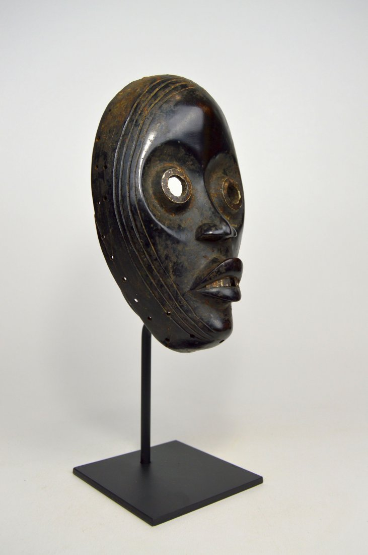 IMPORTANT DAN AFRICAN MASK Ex Museum Collection - 3