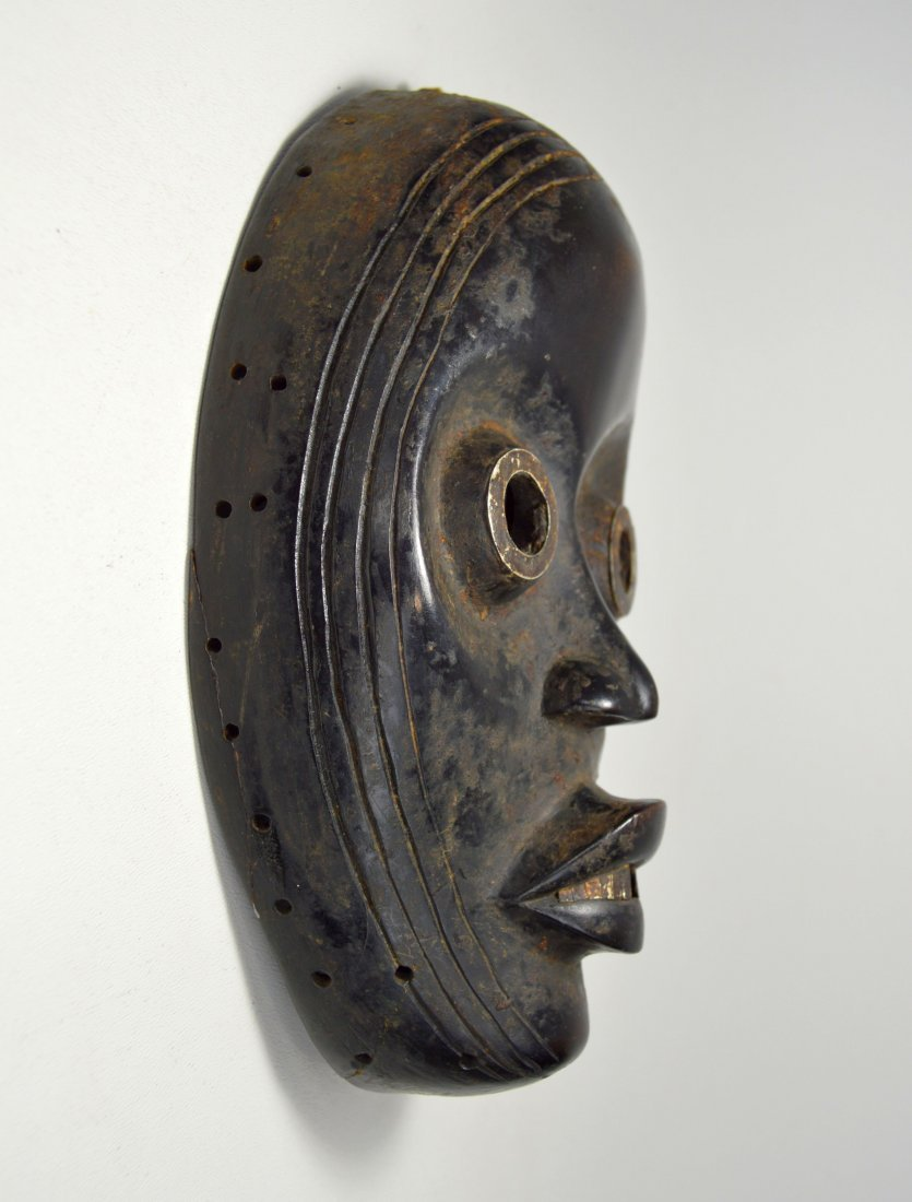 IMPORTANT DAN AFRICAN MASK Ex Museum Collection - 5