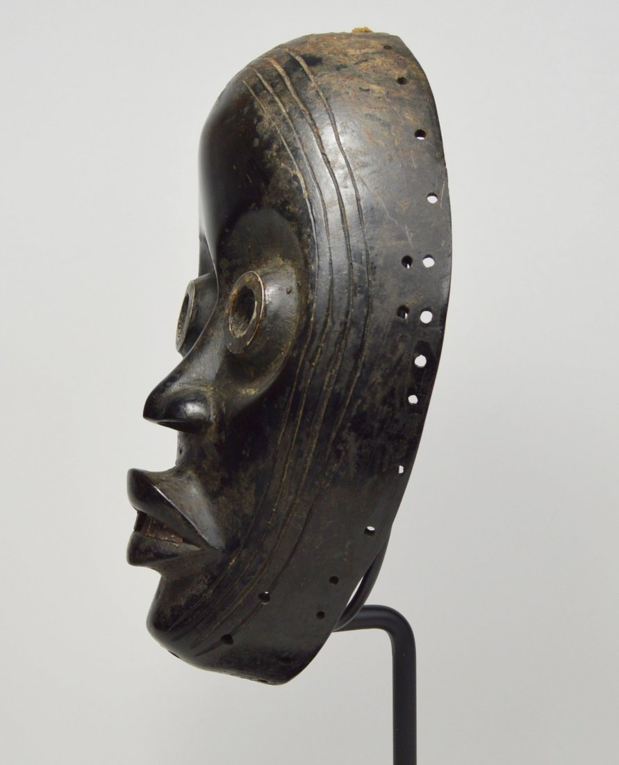 IMPORTANT DAN AFRICAN MASK Ex Museum Collection - 6