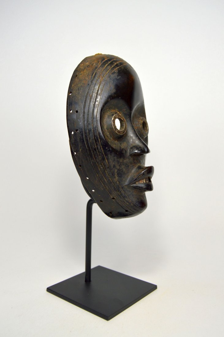 IMPORTANT DAN AFRICAN MASK Ex Museum Collection - 7