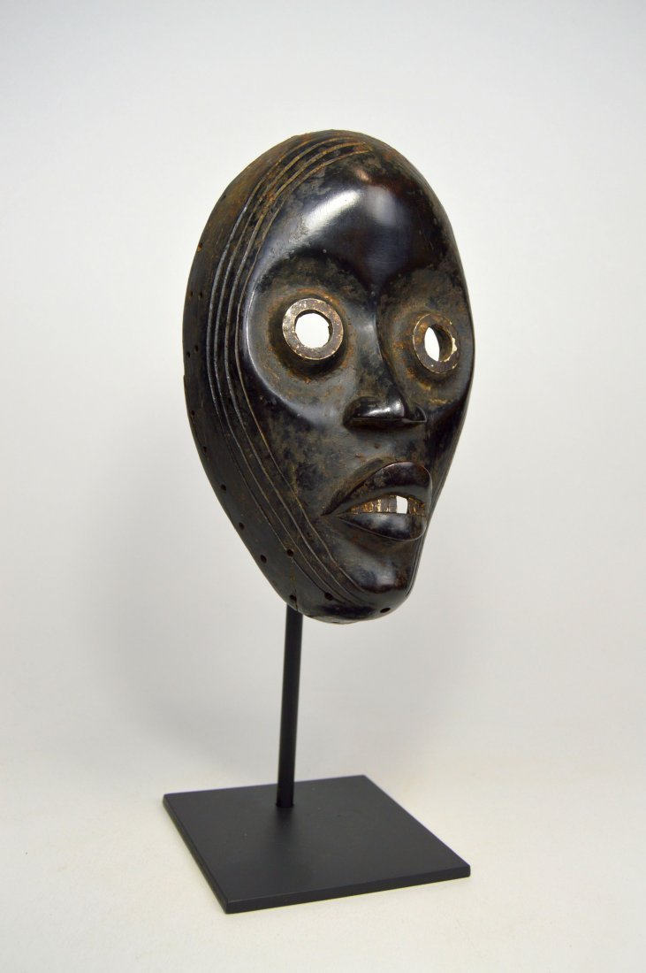 IMPORTANT DAN AFRICAN MASK Ex Museum Collection - 9