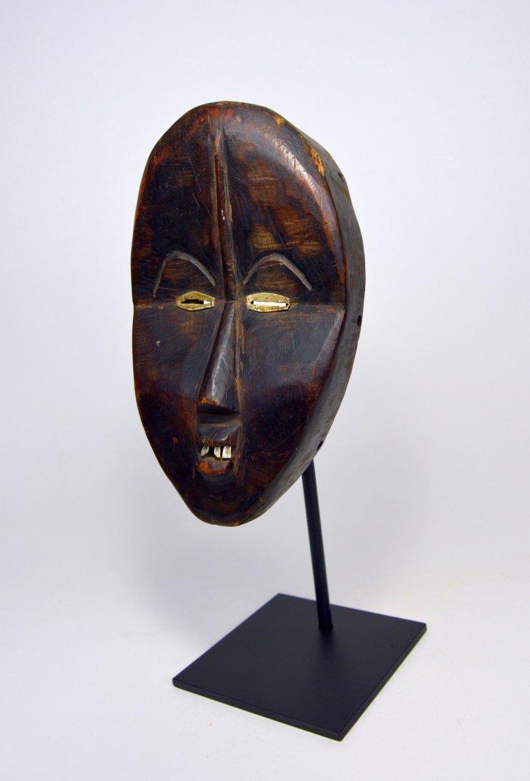 SERENE DAN MANO AFRICAN MASK - 2