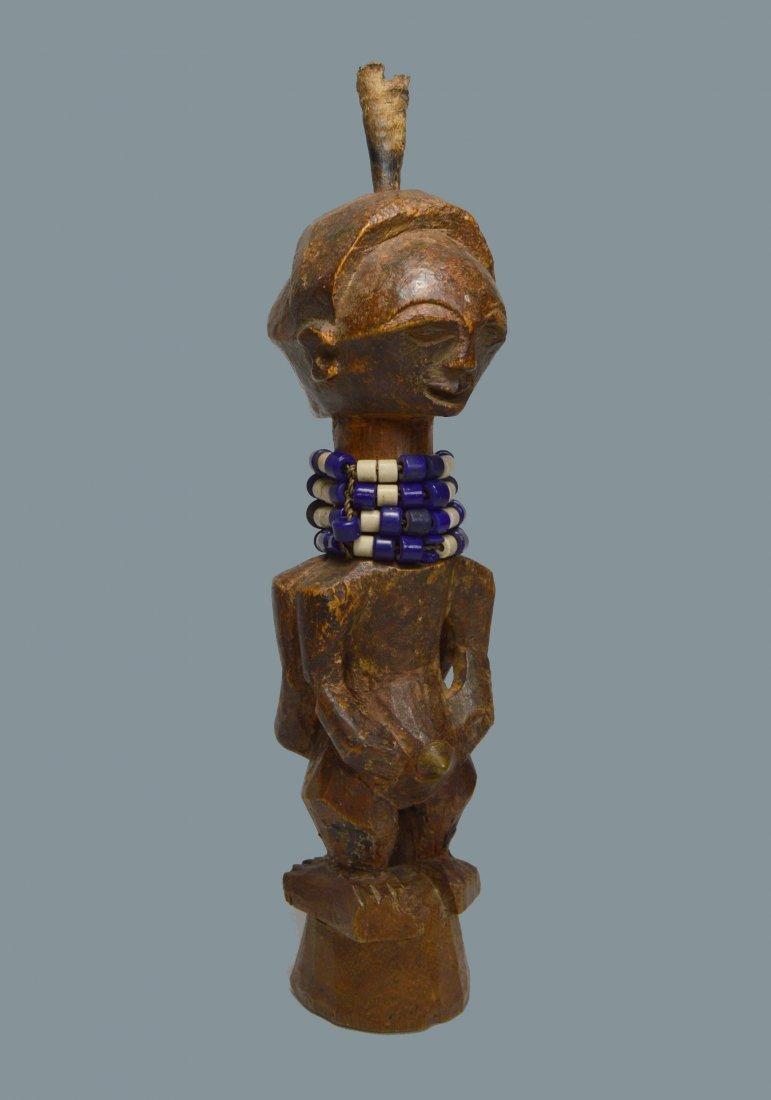 JANUS SONGYE NKISI MAGIC FETISH AFRICAN ART