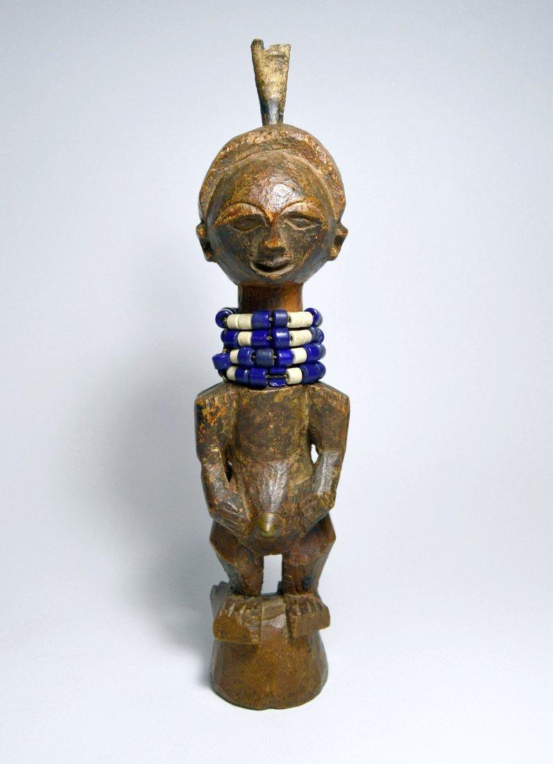 JANUS SONGYE NKISI MAGIC FETISH AFRICAN ART - 2