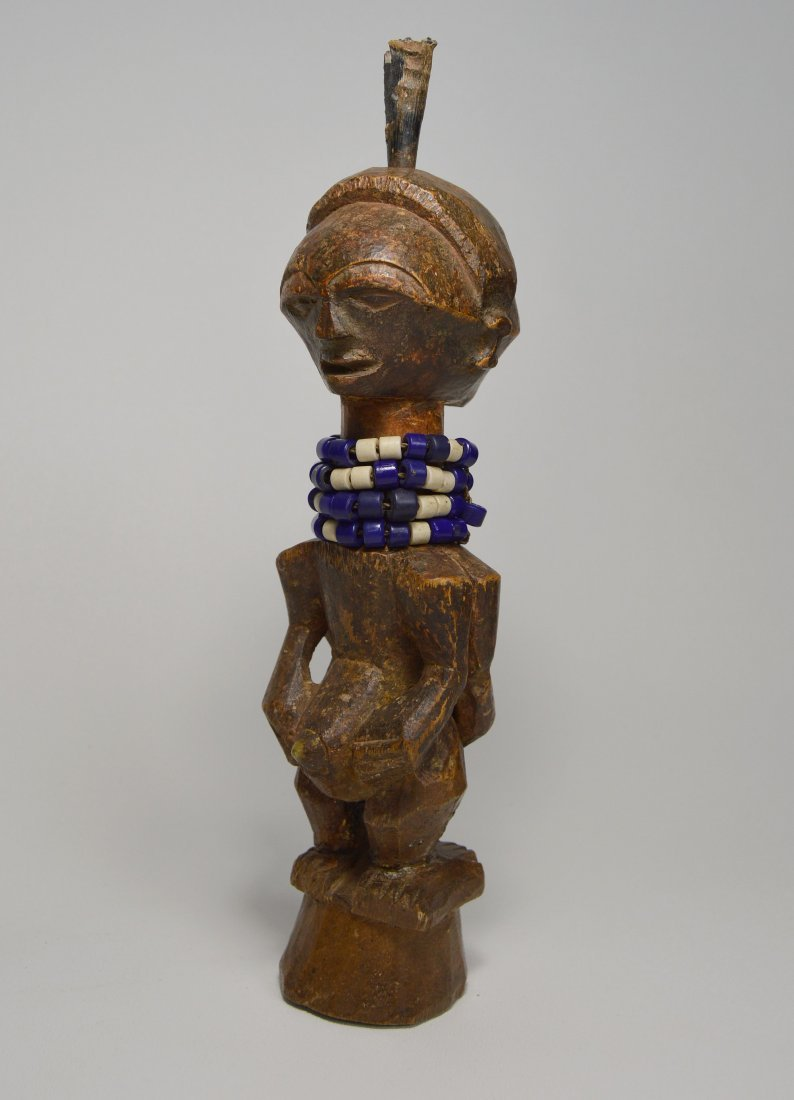 JANUS SONGYE NKISI MAGIC FETISH AFRICAN ART - 4