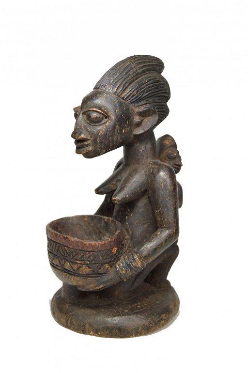 Resultado de imagem para yoruba sculpture