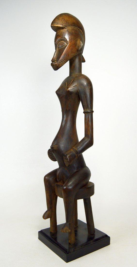 Tall Handsome Senufo Male Sculpture, African Art - 2