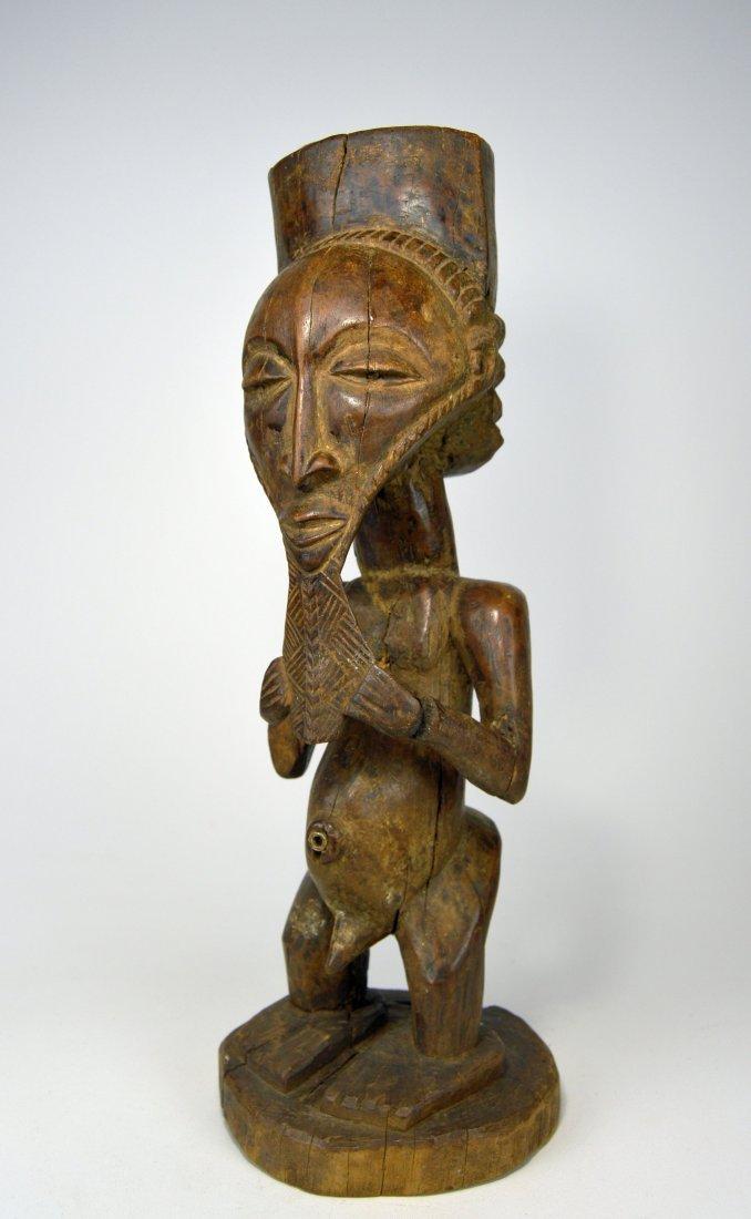 A Hemba Male sculpture, African Art