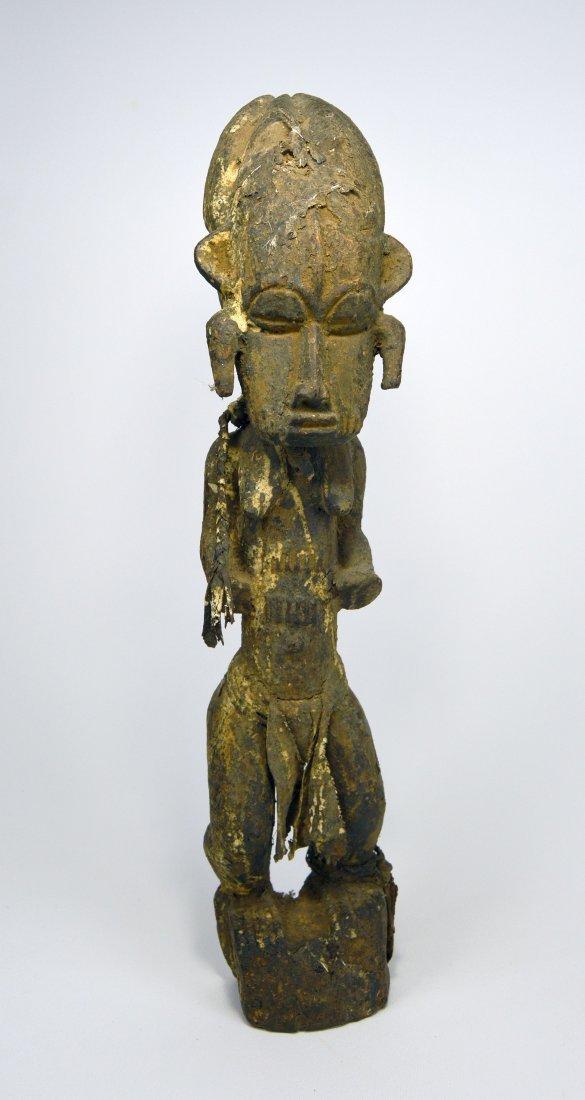A Baule Fetish sculpture, African Art