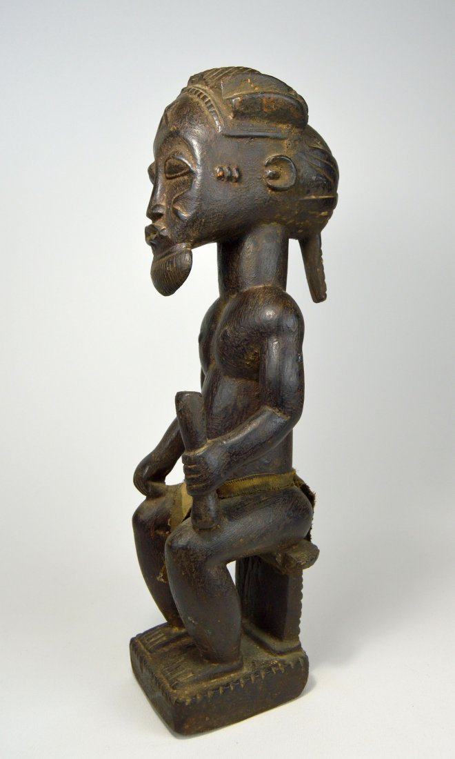 A Handsome male Ancestor sculpture, African Art