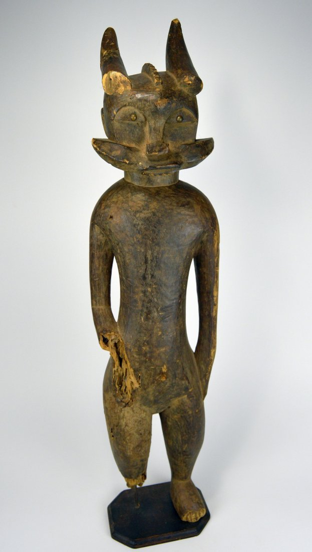 Ancient Senufo Sculpture Ex SMA Museum of African Art