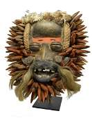 A Fantastic We - Guere African Mask