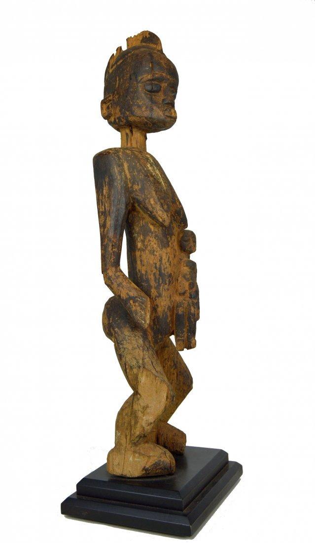 A Lobi Bateba Maternity Shrine Idol, African Art