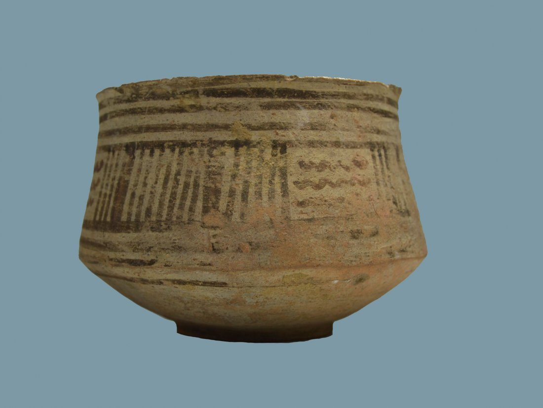 Ancient Indus Valley Pottery Bowl 3rd 2nd millennium BC