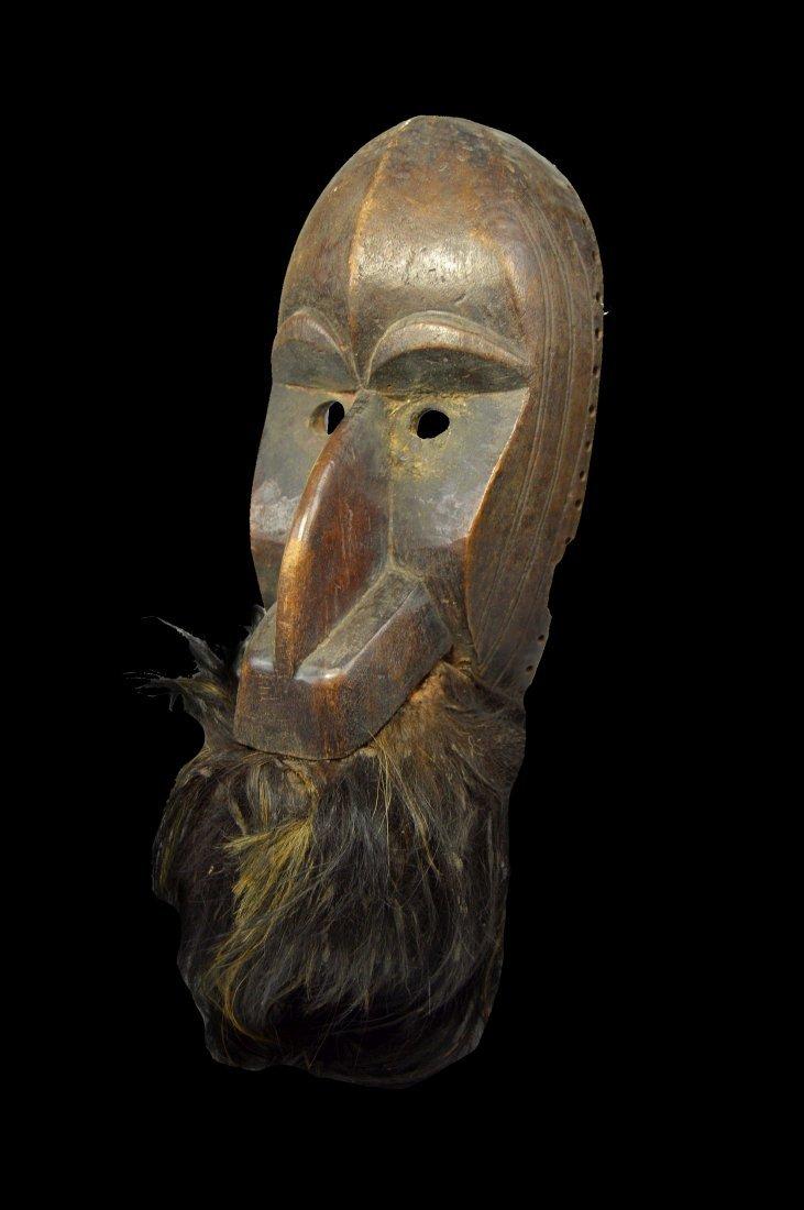 A Rare Old Dan Gagon African mask