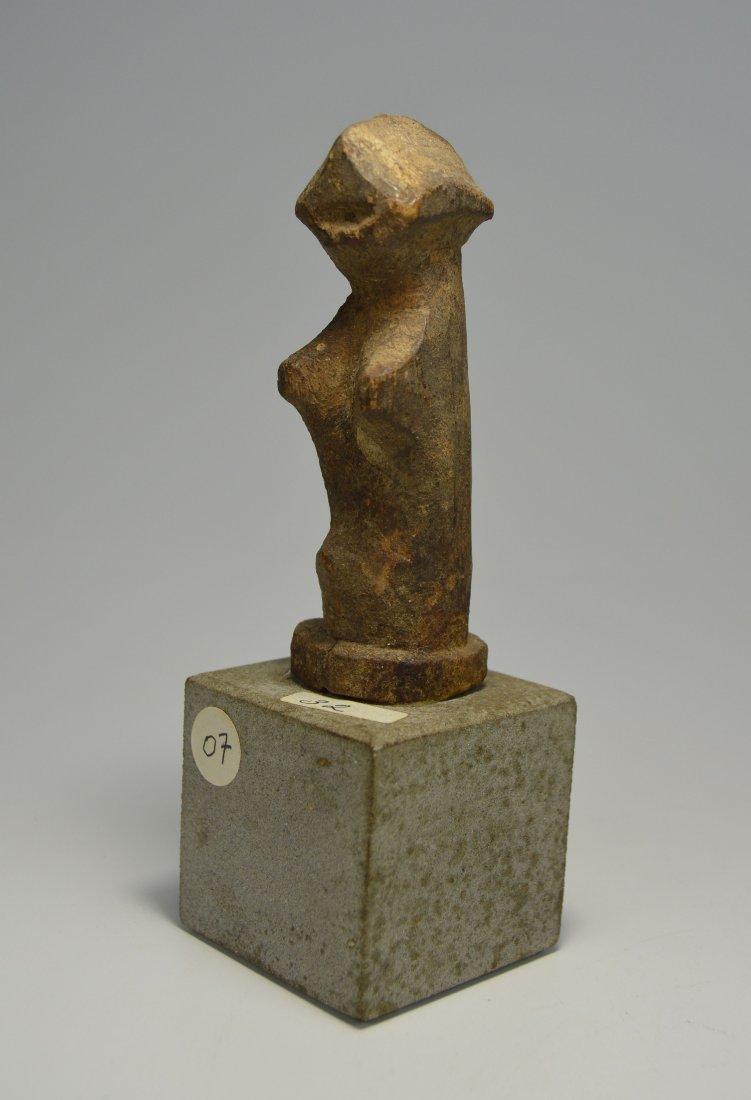 Primitive Old Dogon Shrine Idol, African Art
